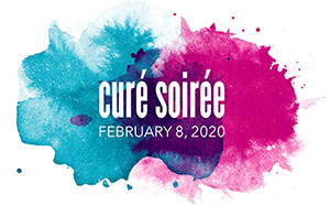 Cure' Soiree – Cure' of Ars School Auction Logo